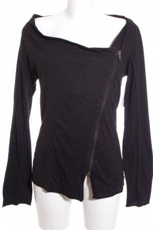 Tigha Cardigan schwarz Casual-Look