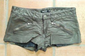 """Tigha """"Harper"""" Leder Hot Pants/ Shorts- Gr. M - Lederhose - NP 150,- Ziegenleder"""