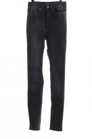 Tigha High Waist Jeans schwarz Casual-Look