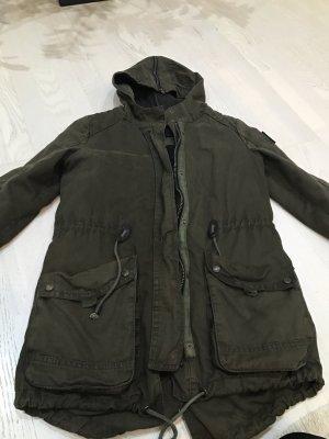 Tigha Jacke in khaki