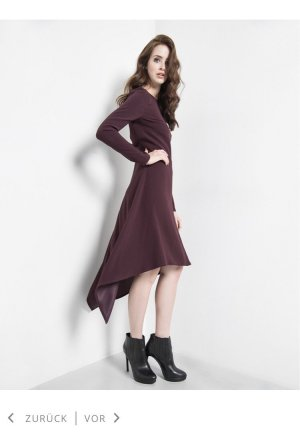 TIGHA Kleid Asymmetrisch Daphnia