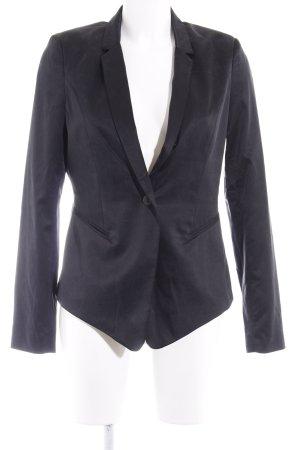 Tigha Kurz-Blazer schwarz Elegant