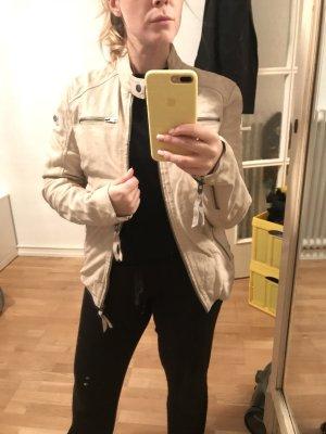Tigha Leather Jacket mit Etikett Neu