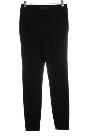 Tigha Lederhose schwarz Elegant