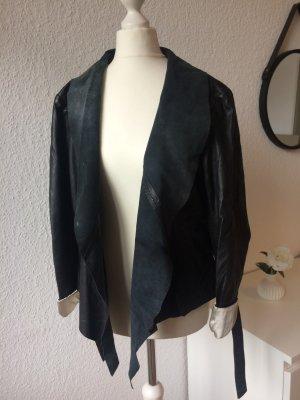 Tigha Lederjacke | Echt Leder | 80ies Style