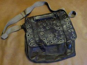 """Tigha """"Misha"""" - Messenger Bag/ Hand/ Schul- Tasche - 100% Leder"""
