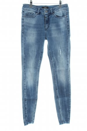 Tigha Skinny Jeans blau Casual-Look