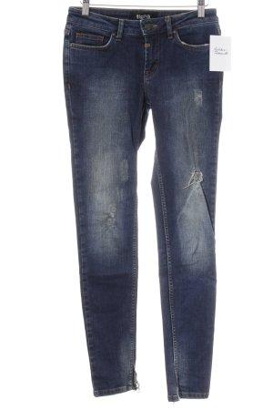 Tigha Skinny Jeans dunkelblau Casual-Look