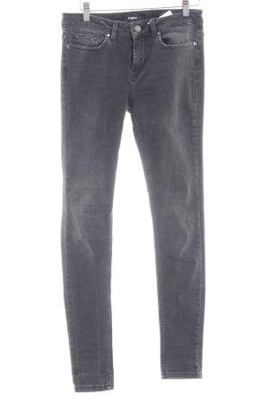 Tigha Skinny Jeans dunkelgrau Casual-Look
