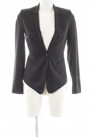 Tigha Smoking-Blazer schwarz Business-Look