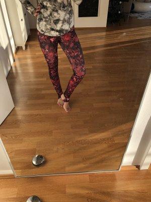 Tight gym Sport Mode Blogger Fashion Leggings Hose schwarz xs onlyplay laufhose