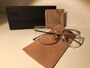tijn eyewear Gafas color oro