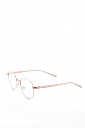 tijn eyewear Glasses rose-gold-coloured-silver-colored casual look