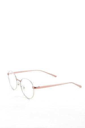 tijn eyewear Gafas color rosa dorado-color plata look casual