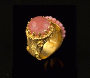 Tiklari Ring crown vergoldet NP 79€