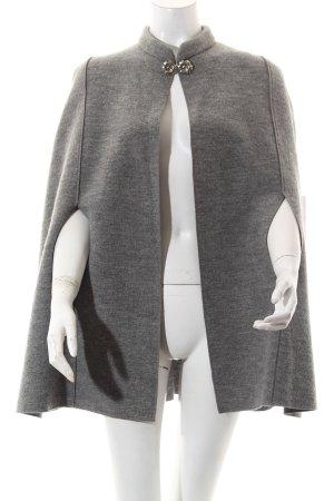 Tilla Lindig Wolljacke hellgrau Street-Fashion-Look