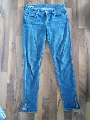 Tilly Armedangels Jeans mit Reißverschluss 27/32
