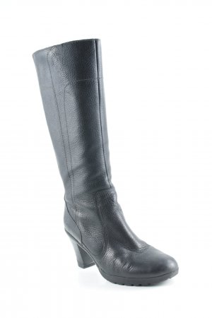 Timberland Absatz Stiefel schwarz Elegant