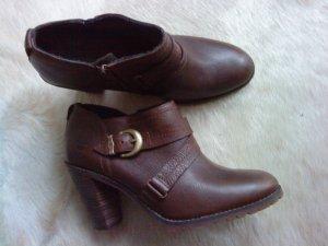 Timberland * Ankle Boot * Leder * Gr. 41 * braun * NEUwertig