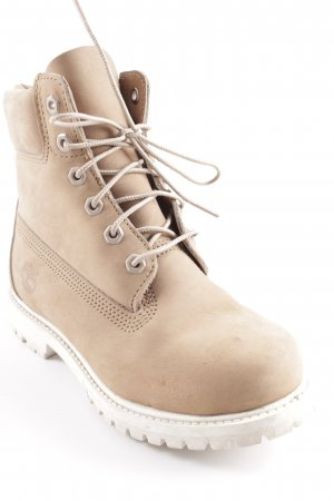 Timberland Ankle Boots hellbraun Casual-Look