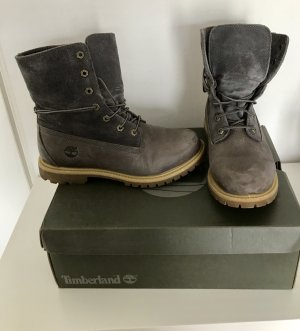 Timberland authentics grau TOP Zustand