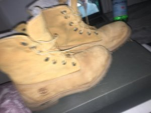 Timberland Winter Boots light brown-sand brown leather
