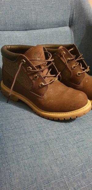 Timberland Desert Boots dark brown
