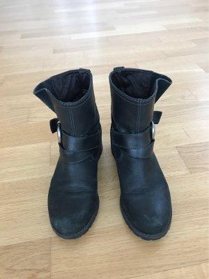Timberland Low boot noir cuir