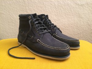 Timberland Lace-up Boots dark blue