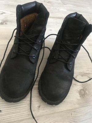 Timberland Borceguíes negro