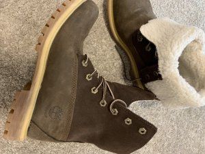 Timberland Snow Boots dark brown
