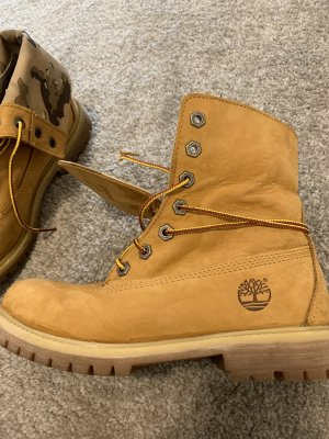 Timberland Snow Boots sand brown