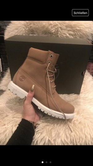 Timberland Boots Beige