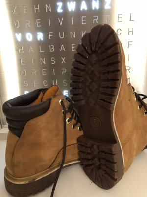Timberland Boots, beige