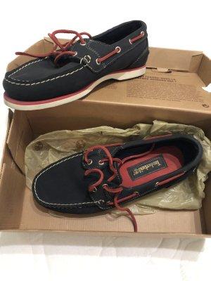 Timberland boots blau sailor boots 120€