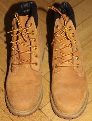 Timberland Boots Bootie hellbraun Gr. 39,5