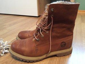 Timberland Boots braun