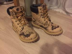 ❤ Timberland Boots Camouflage ❤