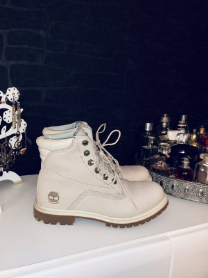 Timberland Boots Creme Beige