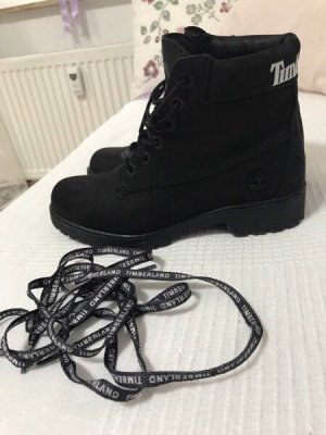 Timberland Low boot noir