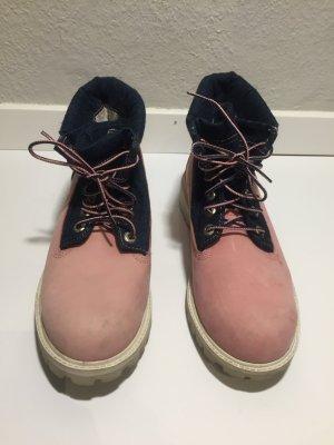 Timberland Boots Denim-Rosa - Gr.37