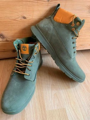 Timberland Boots grün/khaki