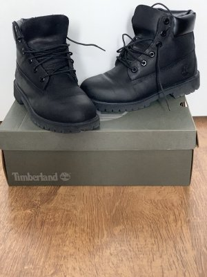 Timberland Winter Boots black