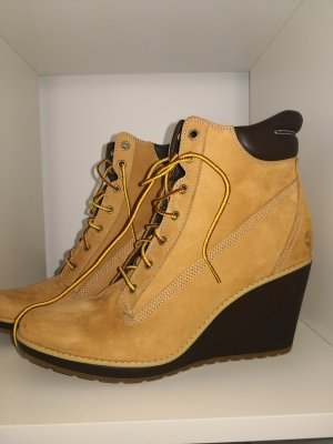 Timberland Boots Keilabsatz
