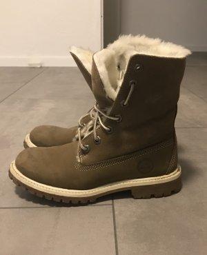 Timberland Boots Khaki