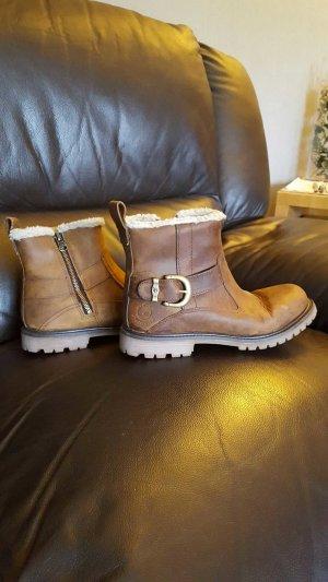 Timberland Boots mit schnalle