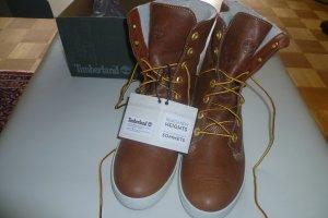 Timberland Botas marrón Cuero