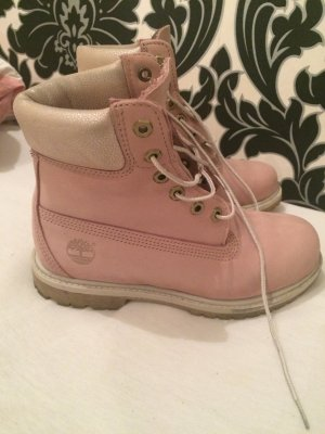 Timberland Boots rosa