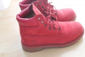 Timberland boots rote Timberlands stiefel