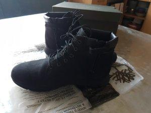Timberland Boots schwarz
